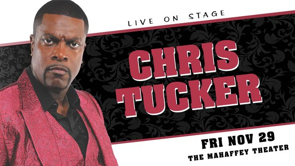 None - Chris Tucker - Live on Stage!