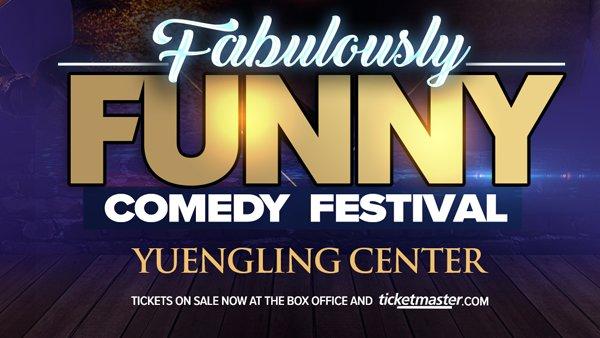 None - Fabulously Funny Comedy Festival