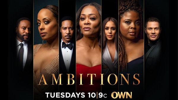 None -   Watch OWN's Ambitions and Win a $50 Cash Card!