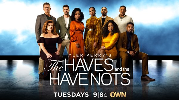 None -  Watch Tyler Perry's The Haves & The Have Nots and Win a $50 Cash Card!
