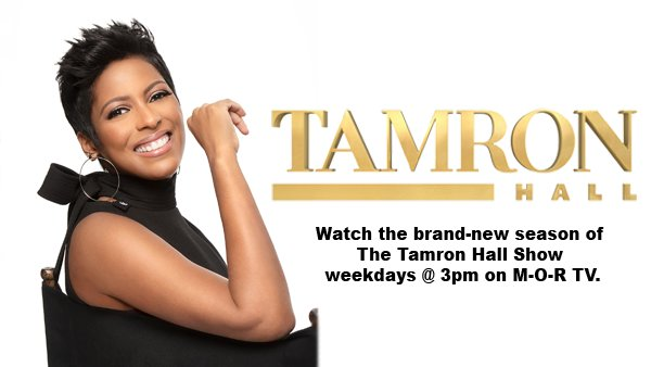 Watch Tamron Hall all this week and you could win $100!