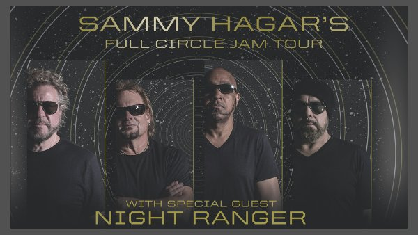 None - Sammy Hagar and the Circle Tickets