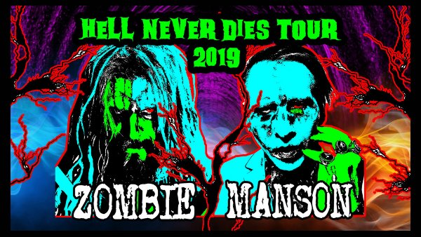 None - Rob Zombie and Marilyn Manson Tickets