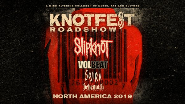 None - Knotfest Roadshow Tickets