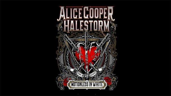 None - Alice Cooper and Halestorm Tickets