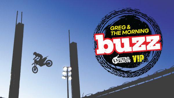 None - Morning Buzz Nitro Circus VIP