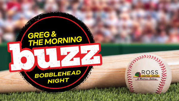 None -  Greg's BobbleHead Night with the NH Fishercats!