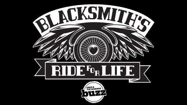 None - Blacksmith's Ride For Life 2019