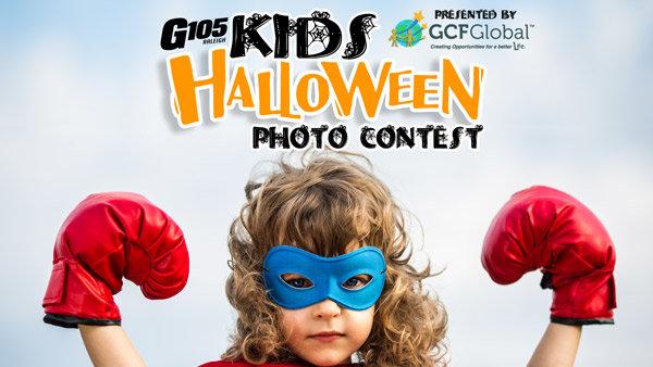 None - Kids Halloween Costume Contest