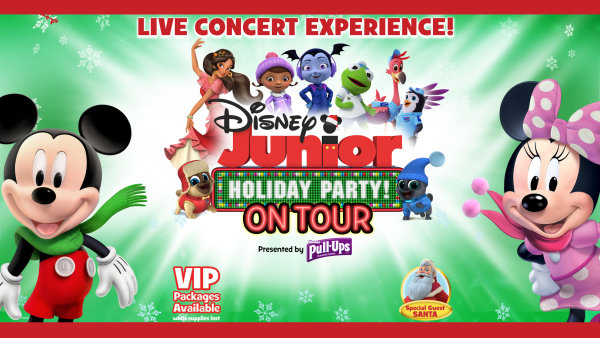 None - Disney Junior Holiday Party
