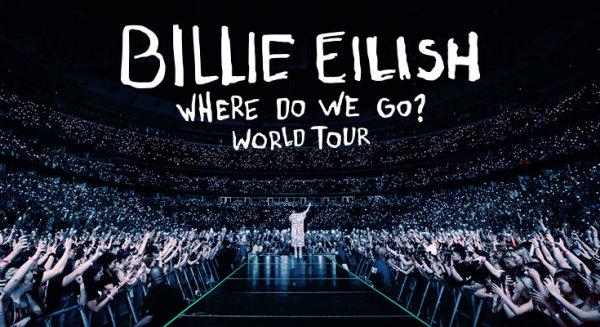 None - Billie Eilish Where Do We Go? World Tour