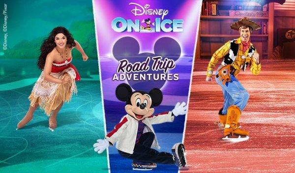 None - Disney on Ice Road Trip Adventures