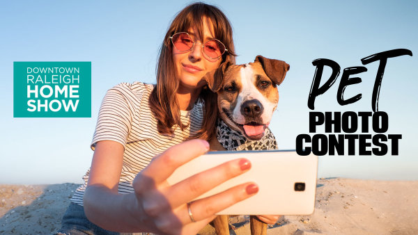 None - Downtown Raleigh Home Show Pet Photo Contest