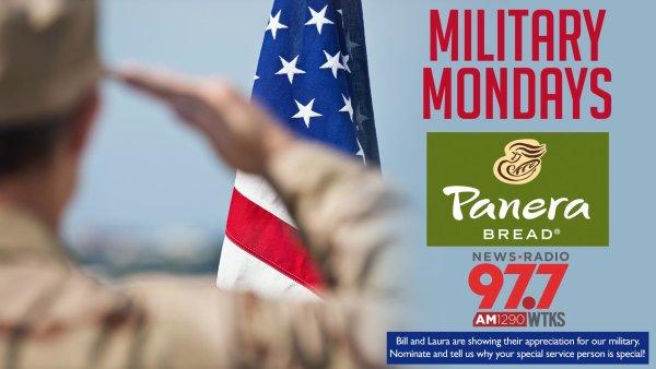 None -   Military Monday