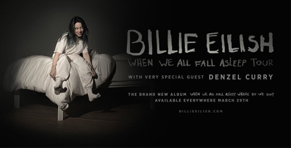 None - Win Tickets To See Billie Eilish!