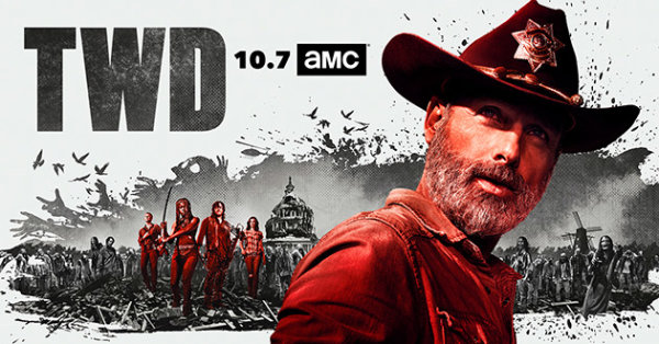 None -  Win a Trip to Attend an Exclusive Party on Set of THE WALKING DEAD  in Atlanta