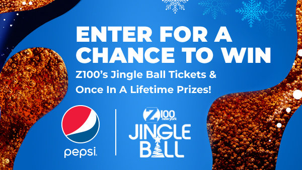 None - Enter to Win Z100's Jingle Ball Tickets & Once In A Lifetime Prizes!
