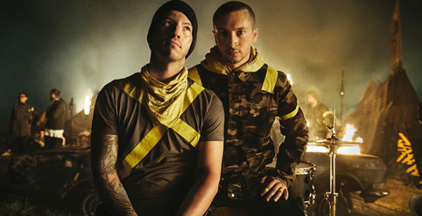 None - Win Tickets and a Meet & Greet With Twenty One Pilots!