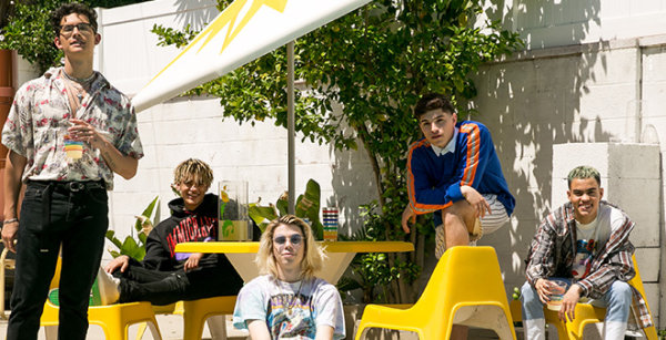 None - Z100 Is Giving You The Chance To Hang Backstage With Prettymuch