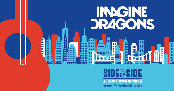 None - Enter to Win Tickets to See Imagine Dragons at Side By Side: A Celebration of Service
