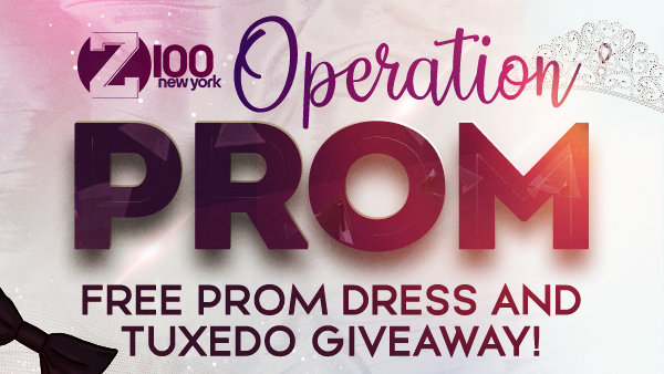 None -  Free Prom Dress and Tuxedo Giveaway with Z100 Operation Prom