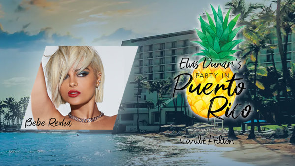 None -  Enter to Win A Trip For Two to join Elvis Duran and the Morning Show's Party in Puerto Rico
