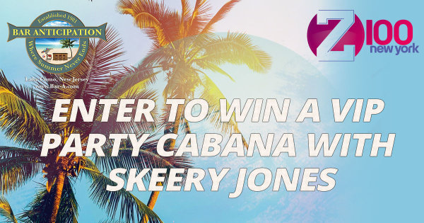 None -  Enter To Win A Vip Party Cabana With Skeery Jones