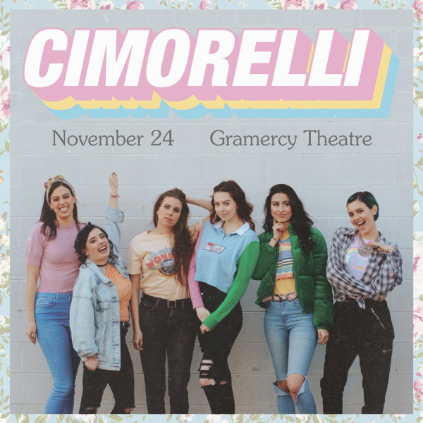 None - Enter To Win A Pair Of Tickets To Cimoreli!