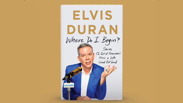 None - Win a Signed Copy of Elvis Duran's Memoir: Where Do I Begin?: Stories From a Life Lived Out Loud