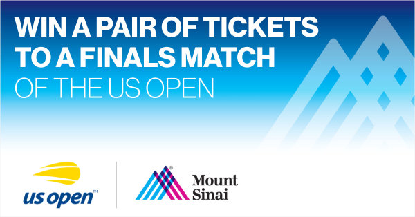 None - Win A Pair Of Tickets To A Final Match Of The US Open