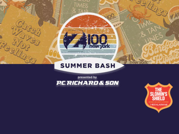None - Enter To Win A VIP Z100 Summer Bash Experience For 2