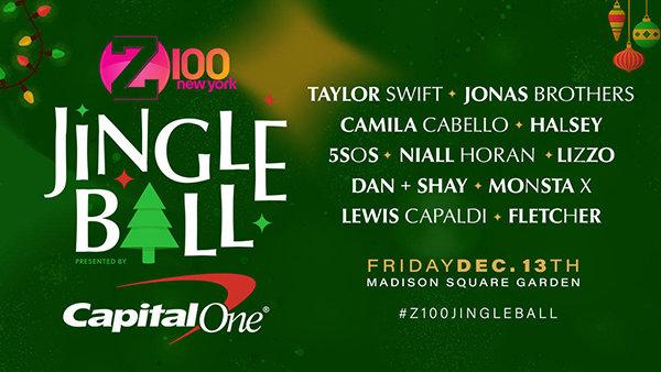 None - Enter to Win Z100 Jingle Ball Tickets!