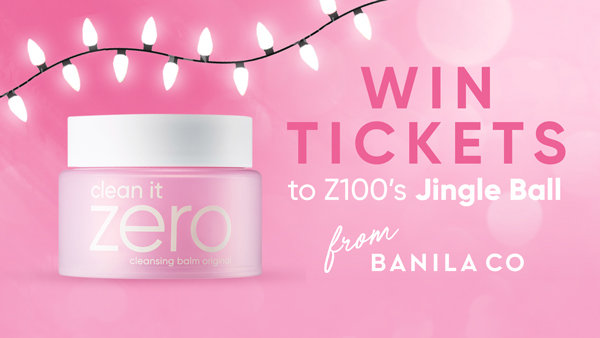 None - Enter for a Chance to Win Tickets to Z100's Sold Out Jingle Ball, Courtesy of Banila Co.!