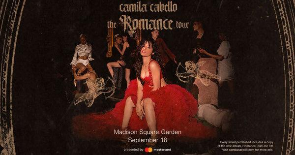 None - Enter to Win Tickets to See Camila Cabello