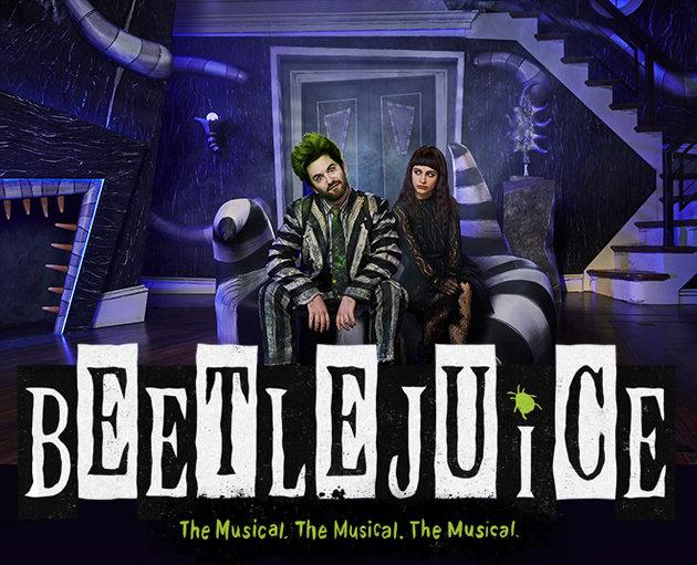 See Greg T's Broadway debut in Beetlejuice the Musical!