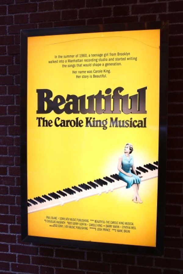 None -  Chance to see Beautiful - The Carol King Musical on Broadway!