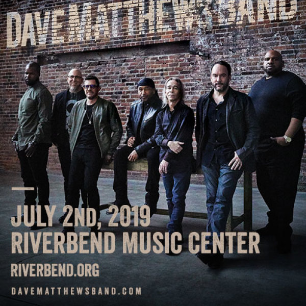 None - Win a pair of tickets to see Dave Matthews Band at Riverbend Music Center!