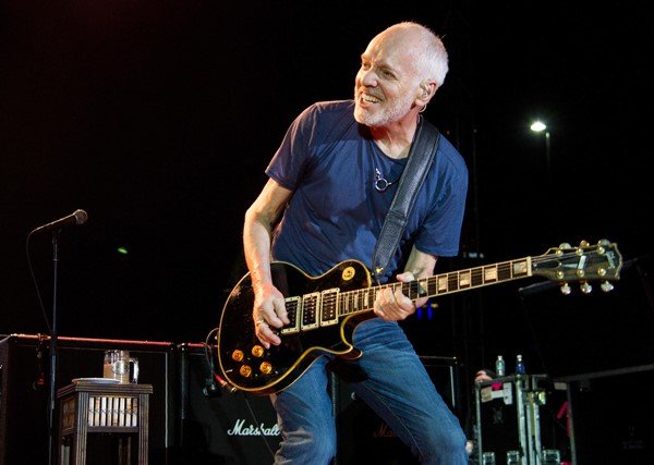 None - Win a pair of tickets to see Peter Frampton at Riverbend Music Center!