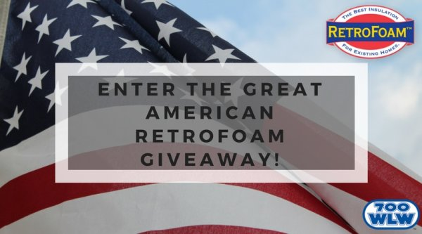 The Great American RetroFoam Giveaway!
