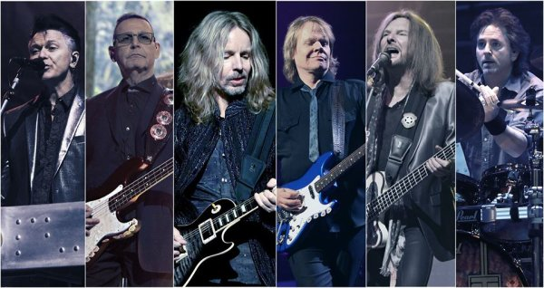 None - Win a pair of tickets to see Styx at Rose Music Center!