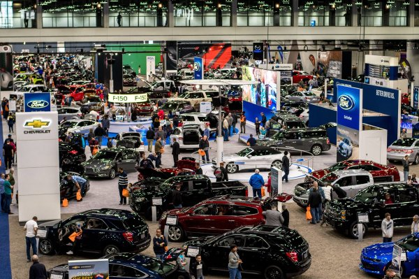 None - Win a pair of tickets to the 2019 Cincinnati Auto Expo!