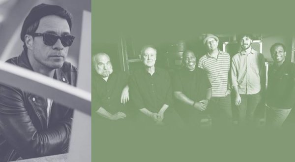 None - Win a pair of tickets to see Amos Lee and Bruce Hornsby & The Noisemakers at Rose Music Center!