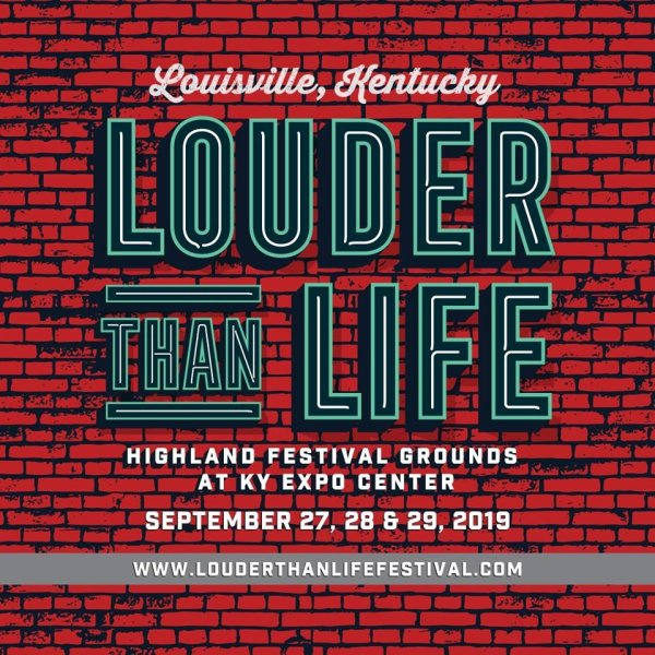 None - Win tickets to Louder Than Life 2019 in Louisville, KY!