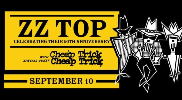 None - Win tickets to see ZZ Top at Rose Music Center!