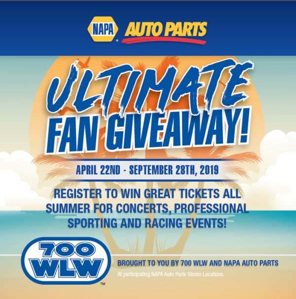 None - NAPA Auto Parts Ultimate Fan Experience!