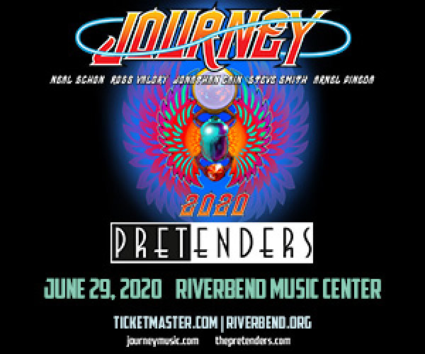None - Win tickets to see Journey at Riverbend Music Center!