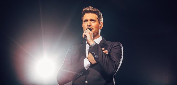 image for Win tickets to see Michael Bublé at Heritage Bank Center!