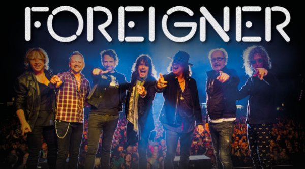 None - Win tickets to see Foreigner at Riverbend Music Center