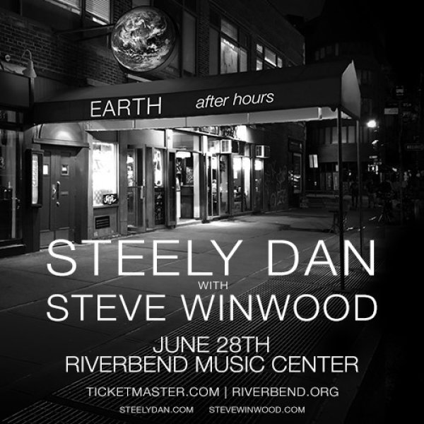 image for Win tickets to see Steely Dan @ Riverbend Music Center