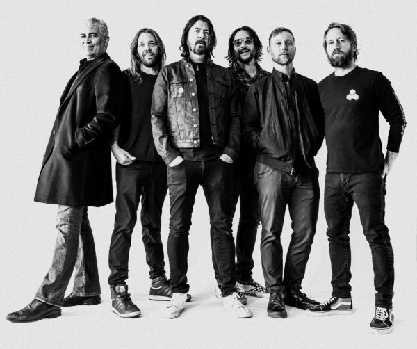 image for Win tickets to see Foo Fighters!